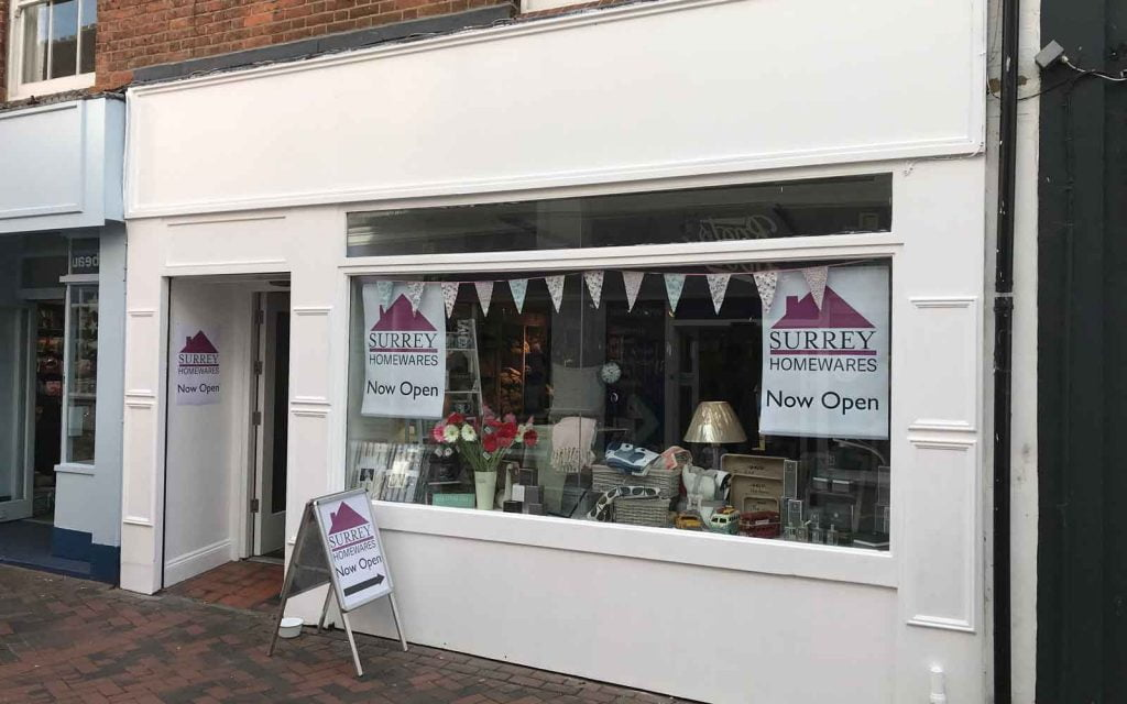 Surrey Homewares Guildford