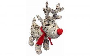 Wicker Reindeer