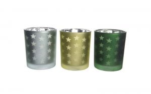 Assorted Star T-Light Holder