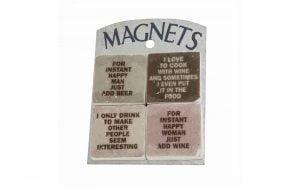 Mini Resin Magnet