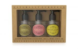 Naturally European Hand Wash Collection
