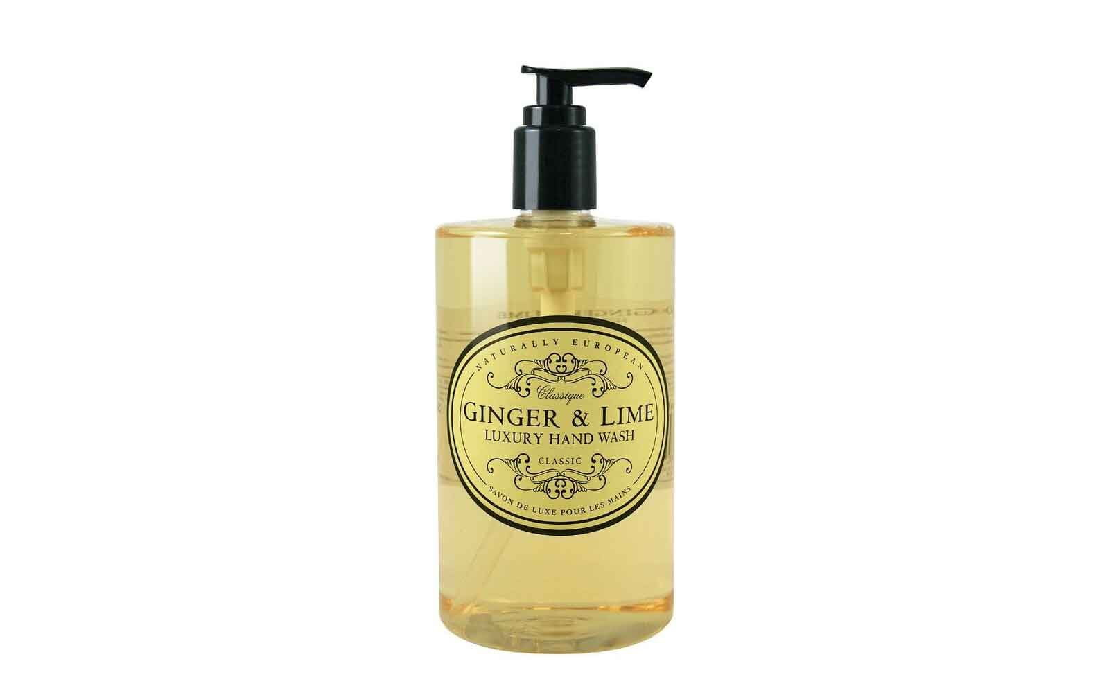 Naturally European Ginger & Lime Hand Wash