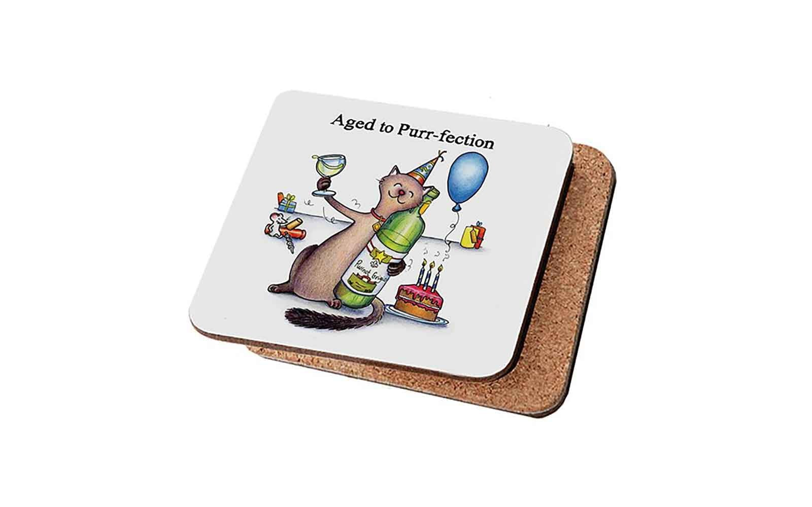 Purrfection Coaster