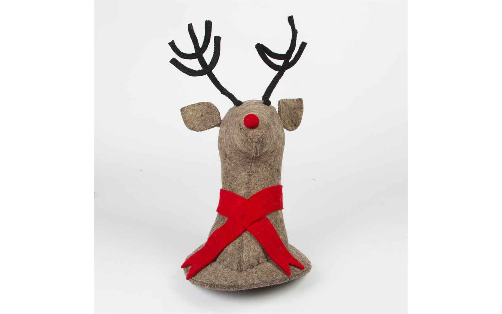 Rudi The Reindeer Wall Decoration 2