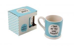 Tea Very Seriously Mug