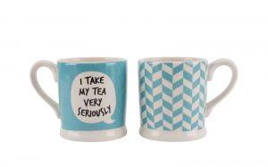 Tea Very Seriously Mug 2