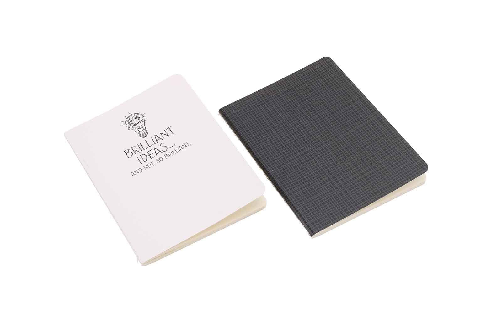 Brilliant Ideas Notebook