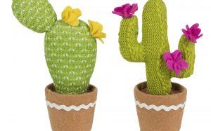 Colourful Cactus Decoration