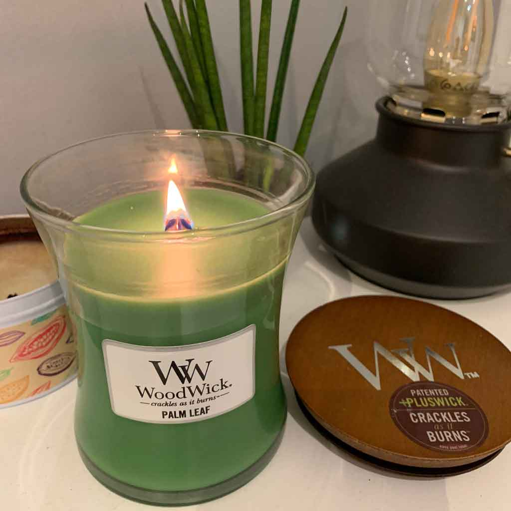 Woodwick Palm Leaf Sophie Review
