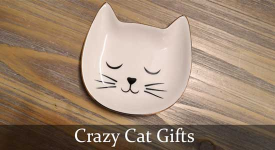 Crazy Cat Gifts