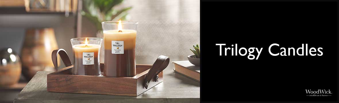 Trilogy Candles