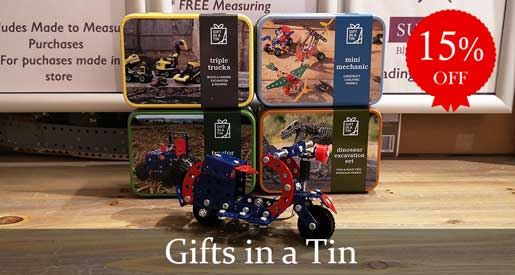 Gifts in a Tin