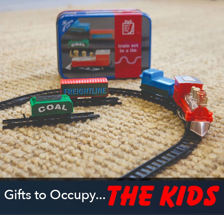 Occupy the Kids