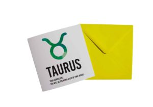 Taurus Lockdown Card