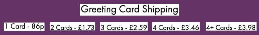 Card Shipping