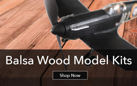 Balsa Wood Model Kits