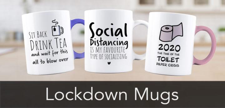 Lockdown Mugs