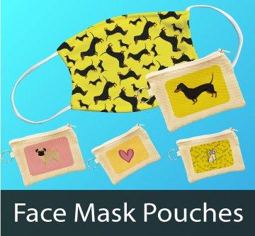 Face Mask Pouches
