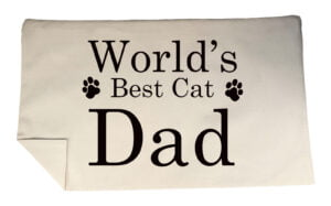 World's-Best-Cat-Dad-Cushion-Cover