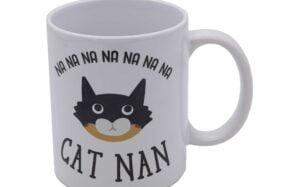 Masked Cat Nan Mug