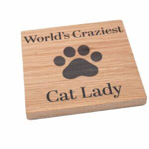 The Worlds Craziest Cat Lady Coaster